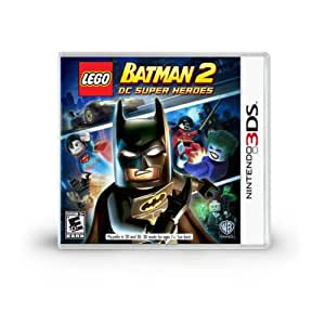 Warner Bros. LEGO Batman 2 Super Heroes 3DS