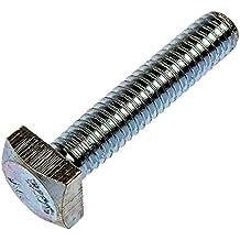 """15 pcs 1/""""-8 X 12/"""" Machine Bolts Square Head Steel"""