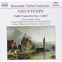 Violin Concertos 1 and 4