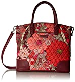 Vera Bradley Day Off Satchel, Bohemian Blooms