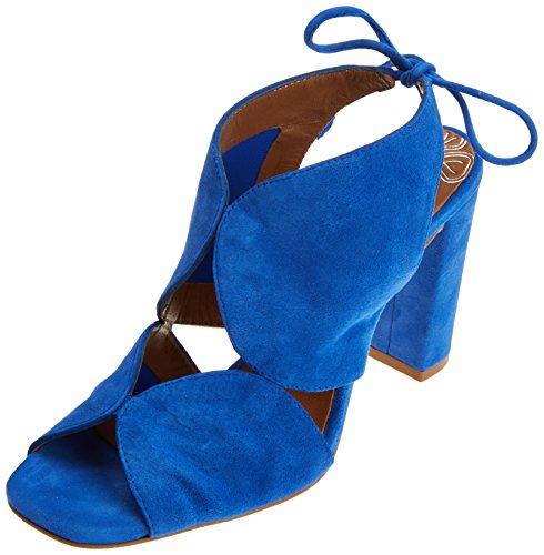 Pedro Miralles Vrouwen 18408 Peeptoe Sandalen Blauw (bluette)