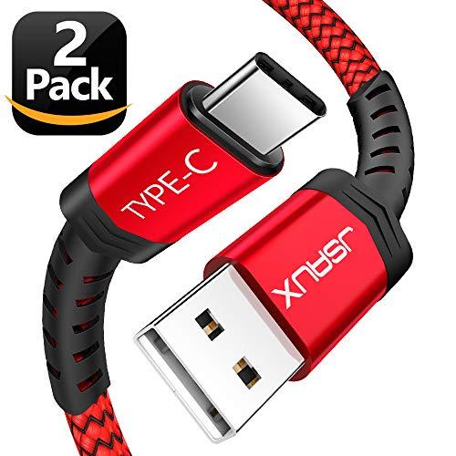 USB Type C Cable,JSAUX(2-Pack