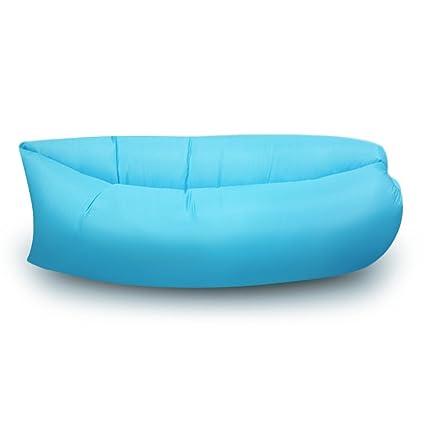 Amazon.com: Blusmart Air tumbona Hangout hinchable para ...