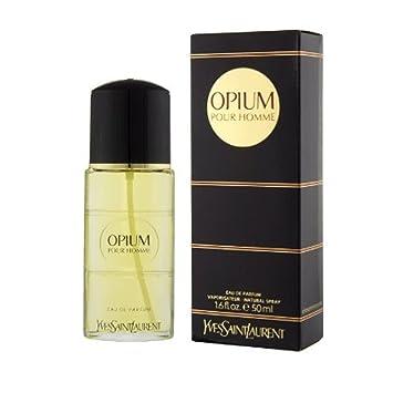 Saint Opium Spray De Parfum Pour Yves 50ml Laurent Eau Homme yNvm8P0Onw