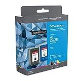 Office Depot Brand OM96284 HP 27 & 28 (C8727AN/C8728AN) Remanufactured Black & Tri-Color Combo Pack Inkjet Cartridges