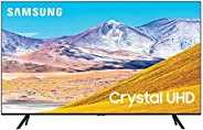 SAMSUNG 55-Inch Class Crystal UHD TU-8000 Series - 4K UHD HDR Smart TV with Alexa Built-in (UN55TU8000FXZA, 20
