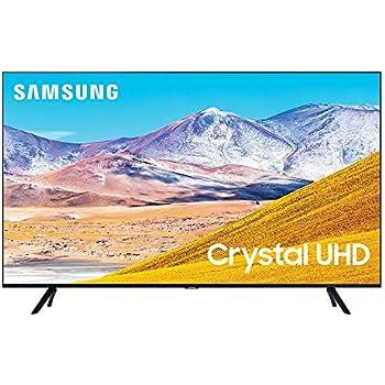 """Samsung 65"""" TU8000 Crystal UHD 4K UHD Smart TV with Alexa Built-in UN65TU8000FXZA 2020"""