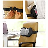 1byone-Shiatsu-Massage-Pillow-with-Heat-Balls-and-Car-Adapter-NeckShoulderBack-Pillow-Massager-for-Home-Office-and-Car-Use-Black