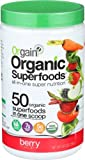 Orgain Organic Superfoods, Berry, Vegan, Gluten Free, Non-GMO, 0.62 Pound, 1 Count For Sale