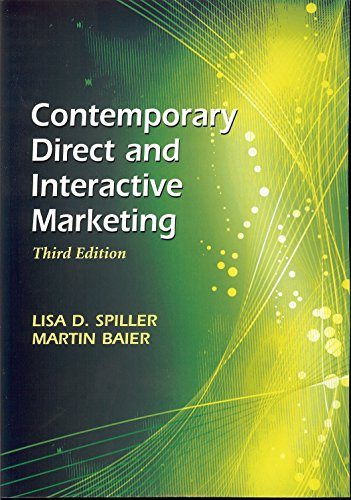 Contemporary Direct and Interactive Marketing (Third Edition)