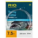Rio Toothy Critter Tapered Leader (Silver)