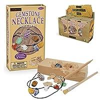 Gemstone Necklace Excavation Kit