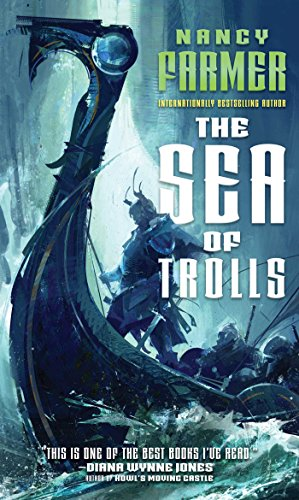 (The Sea of Trolls (Sea of Trolls Trilogy Book)