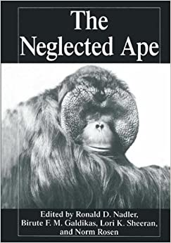 The Neglected Ape (NATO Asi Series A. Life Sciences; 282)