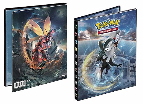 Ultra Pro Portfolio: 4 Pocket Pokemon SM4