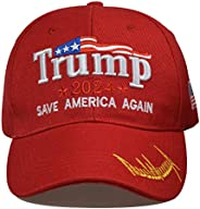 Donald Trump 2024 Cap MAGA USA Baseball Caps Save America Again Hat