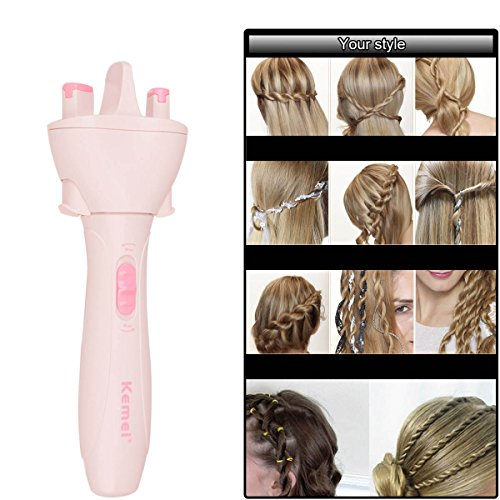 Hair Braider Ckeyin Automatic Brand New Smart Hair Braider Quick