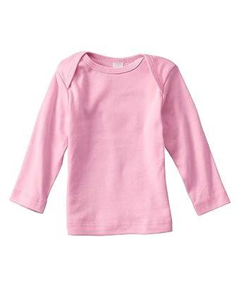 Amazon.com: Bella Infant's 5.8 oz. Baby Rib Long-Sleeve T-Shirt ...