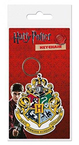 1art1® Harry Potter - Hogwarts Blasón Llavero (6 x 4cm ...