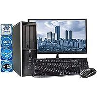 USADO: Computador Completo HP 8200 SFF Core i5 2°Geração 4gb Hd 500gb Wi-fi