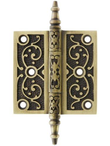 House of Antique Hardware R-04DE-PI3030-AB Cast Iron Steeple Tip 3