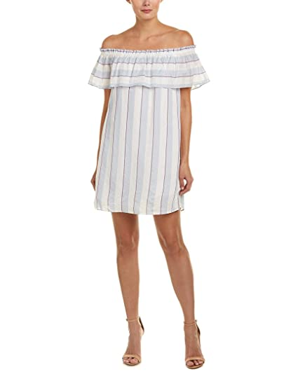 693ee63a3d3b Image Unavailable. Image not available for. Color: Parker Womens Off-The- Shoulder ...