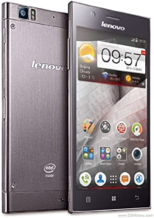Lenovo K900 Intel Atom Z2580 Dual-core 2.0GHz Smartphone 5.5 Inch ...
