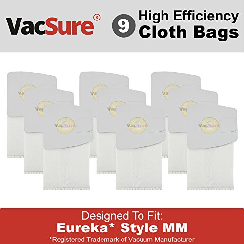 Eureka Powermite Replacement Bags - 1