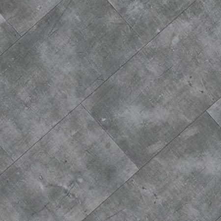 Ftw Click 100 Waterproof Vinyl Tiles Grey Concrete Stone Tile
