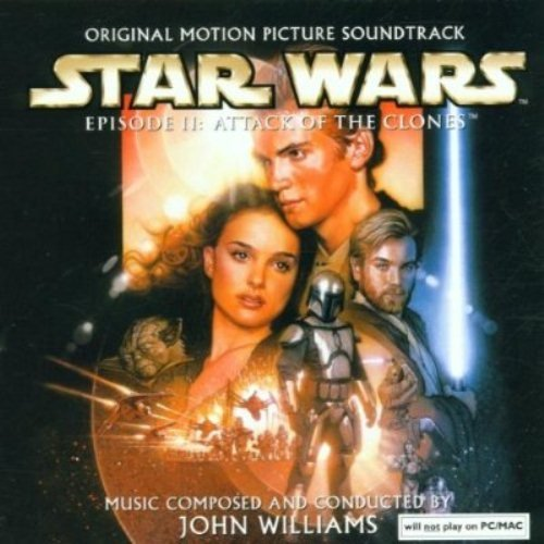 Star Wars Episode II: Attack of the Clones - Original Motion Picture Soundtrack / Audio CD