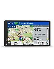 Garmin DriveSmart 65 MT-D 6.95 Inch Sat Nav met Edge to Edge Display, Map Updates voor heel Europa, Digital Traffic, Bluetooth Hands-free bellen, Voice Commands and Smart Features, zwart