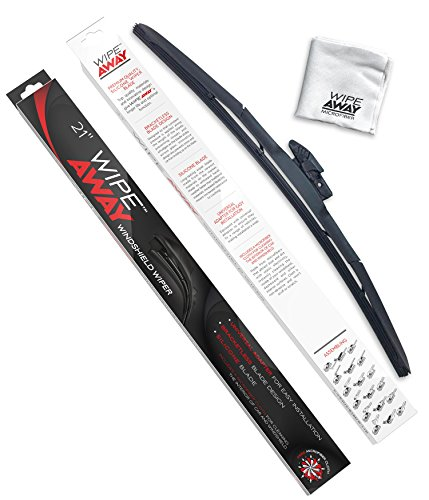 Wipe Away Windshield Wiper Blade - Silicone Windshield Wiper Blade - 21