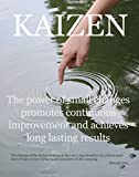 Kaizen'Small Changes' Lean Poster, 22' X 28', Made in The USA