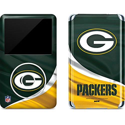 Skinit Protective Skin for iPod Classic 6G (NFL Green Bay Packers Logo)