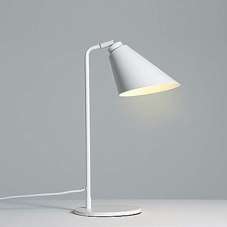 GL40 Table Lamp Modern Simple White Table Light Head Best Simple White Bedroom