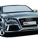 SALE! Pro Shade SUNSHIELD UV Reflecting Fabric Car Sun Windshield Protector, Extra Large