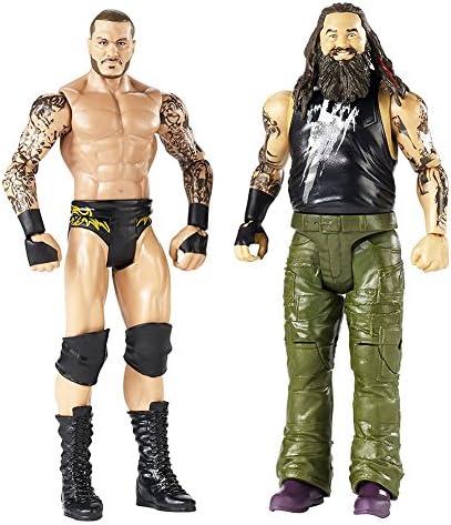 WWE- Randy Orton et Bray Wyatt Pack de 2 Figurines, FMF72
