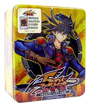 - YuGiOh 5D's 2008 Exclusive Collector's Tin Goyo Guardian [Yellow]