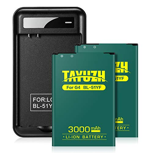 LG G4 Battery | TAYUZH 2X 3000mAh Li-ion Replacement for sale  Delivered anywhere in USA