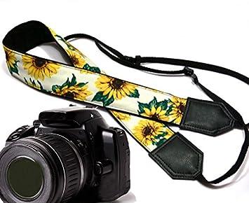 Girasol diseño cámara Correa. Amarillo Flores cámara Correa ...