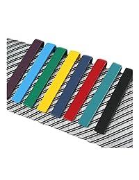 Mens Tie Bar SUNDAYROSE Multi-color Matte Finish Narrow Tie Clip Bar