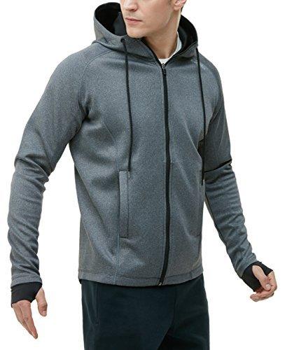 Zip Hoody Jacket - 5