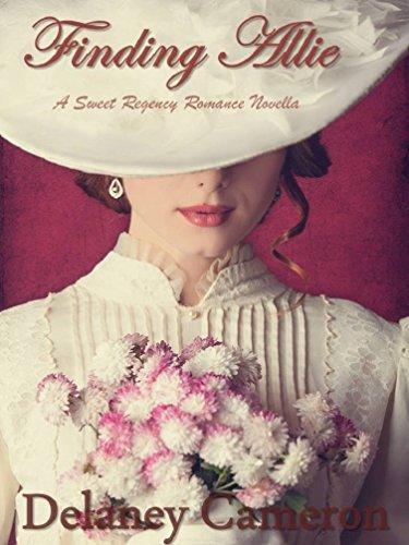 Finding Allie: A Sweet Regency Romance Novella