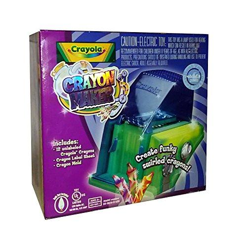 CrayolaクレヨンMaker 2002年の子の最高のおもちゃ