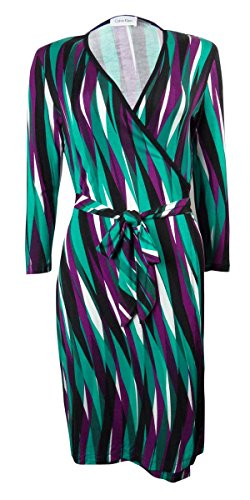 Buy belted faux wrap maxi dress - 7