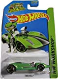 Hot Wheels 2014 Then and Now Hw Workshop Green Twin Mill 221/250 by Hot Wheels
