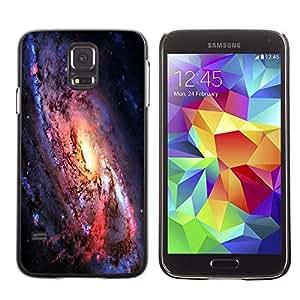 Dragon Case - FOR Samsung Galaxy S5 - Casts a thousand beams. - Caja protectora de pl??stico duro de la cubierta Dise?¡Ào Slim Fit