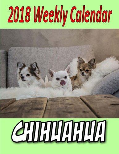 2018 Weekly Calendar  Chihuahua