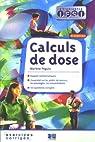 Calculs de dose : Exercices corrigés par Péguin