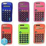 Emraw Pocket Size Calculator 8 Digit, Dual